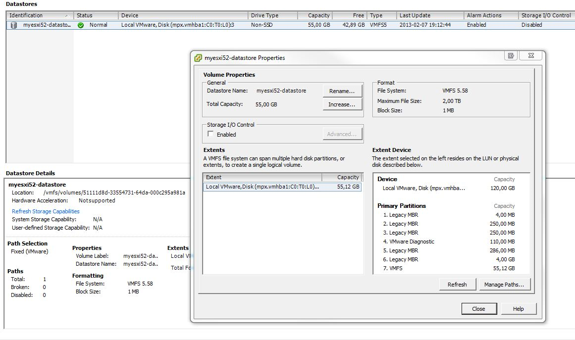 Esx Device Extension Starwind Knowledge Base
